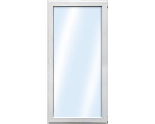 weiß//anthrazit 900x2000 mm DIN Li//Re ARON Basic Balkontür Kunststoff 1-flg