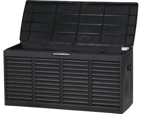 Auflagenbox Promo Kunststoff 118,5x58x46 cm grau