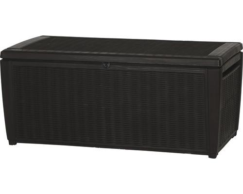 Auflagenbox Sumatra Keter Kunststoff 145x73x64 cm 511 L mocca