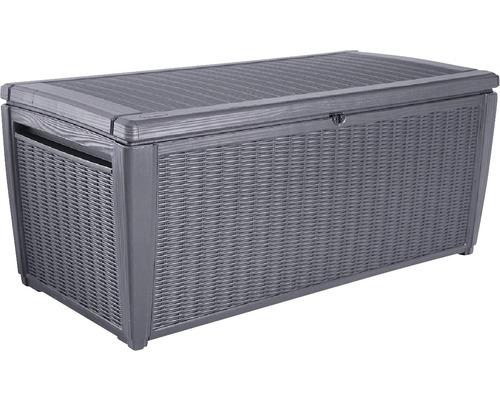 Auflagenbox Sumatra Keter Kunststoff 145x73x64 cm 511 L anthrazit