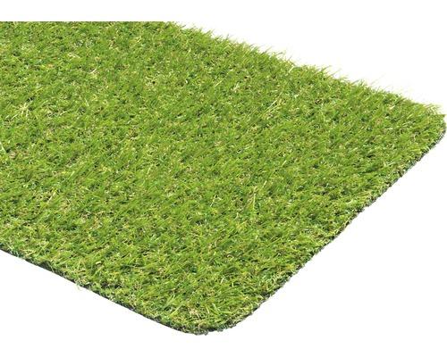 Kunstrasen Melbourne mit Drainage grün 200 cm breit (Meterware)