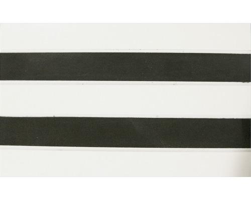Bordüre Black&White 15x30 cm