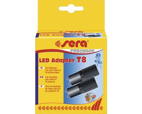 Adapter sera LED Adapter T8 2 Stück