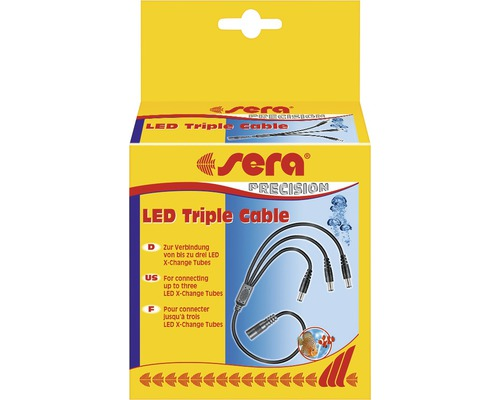 Verbindungskabel sera LED Trible Cable