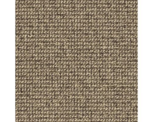 Teppichboden Schlinge Cork braun 500 cm breit (Meterware)