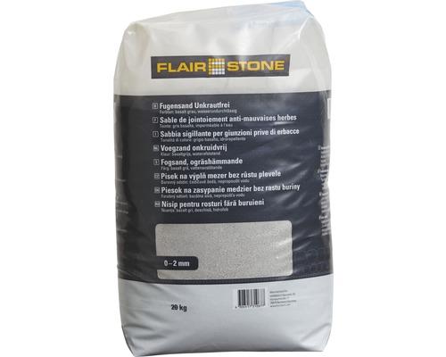 Flairstone Fugensand unkrautfrei basalt grau 20 kg