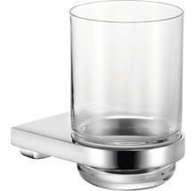 Glashalter KEUCO Moll Echtkristallglas/chrom 12750