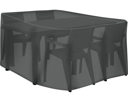 Schutzhülle für Gartenmoebel-Set Tepro rechteckig 150x350x95 cm