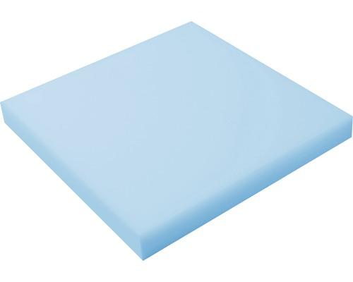 Schaumstoffplatte Isopur 50x50x3 cm