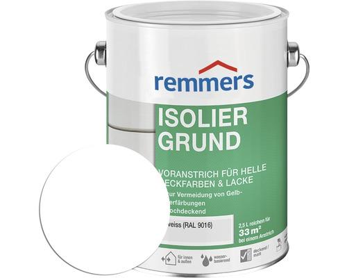 Remmers Isolierfarbe Isoliergrund weiß 2,5 l