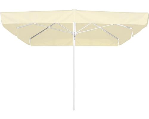 Sonnenschirm Schneider Quadro 300x300x295 cm Polyester 220 g/m² natur