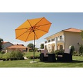 Sonnenschirm Schneider 270x270x260 cm Polyester 180 g/m² orange