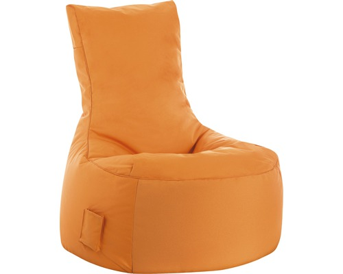 Sitzkissen Sitting Point Sessel Swing Scuba orange 95x65x90 cm