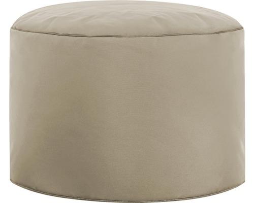 Sitzkissen Sitting Point Sitzsack Dotcom Scuba khaki 50x30 cm