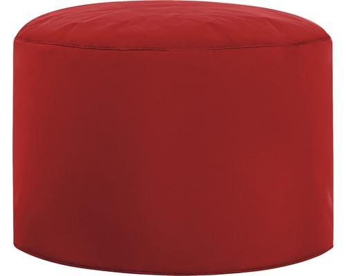 Sitzkissen Sitting Point Sitzsack Dotcom Scuba rot 50x30 cm