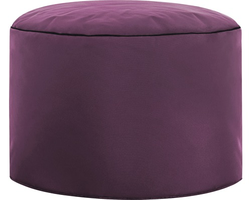 Sitzkissen Sitting Point Sitzsack Dotcom Scuba lila 50x30 cm