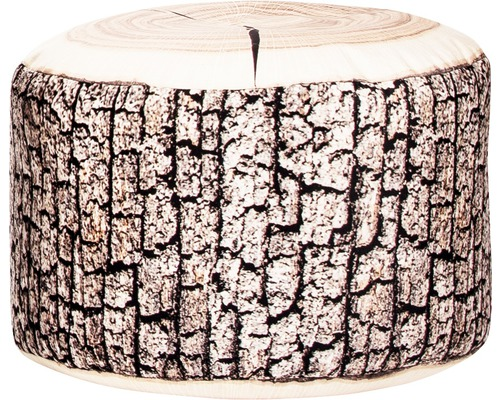 Sitzhocker Sitting Point Dotcom Wood holz 50x30 cm