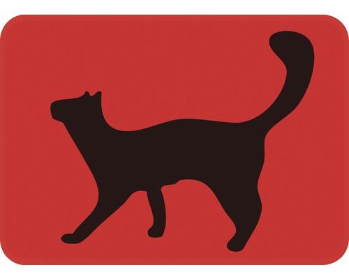 Dekorschablone Katze