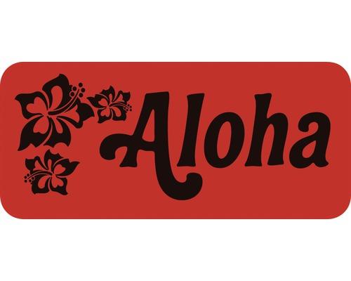 Dekorschablone DIM43L Aloha 56 x 29,5 cm