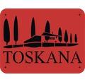 Dekorschablone Toskana 56 x 43 cm