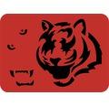 Dekorschablone Tiger