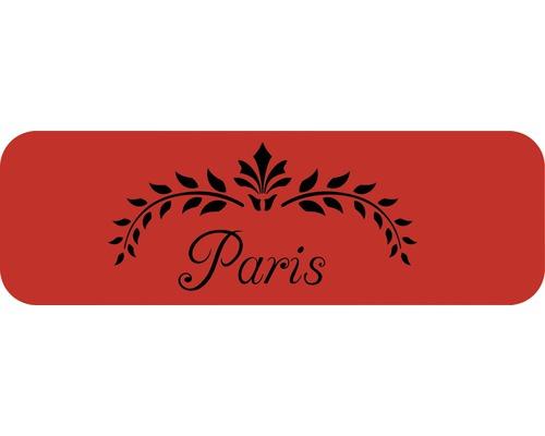 Dekorschablone Bordüre Paris 44 x 14 cm