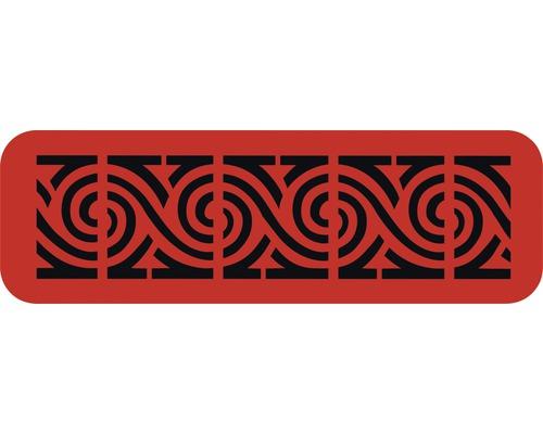 Dekorschablone Bordüre Antik 44 x 14 cm