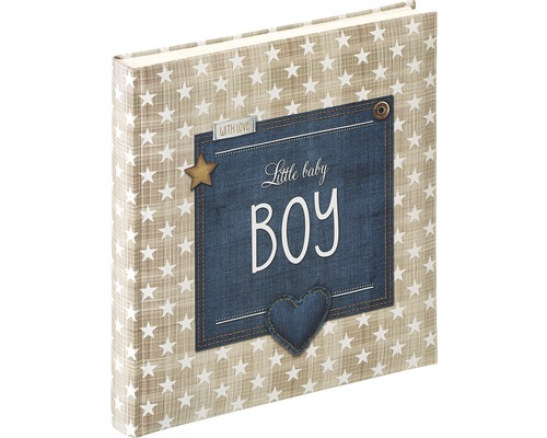 Babyalbum Little Baby Boy 28x30,5 cm