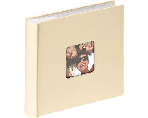 Fotoalbum Fun creme 200 Fotos 10x15 cm