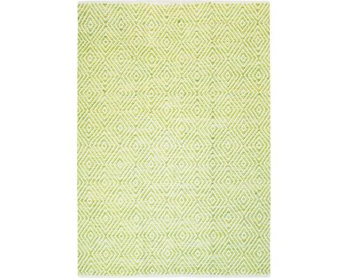 Teppich Venus 410 grün 80x150 cm