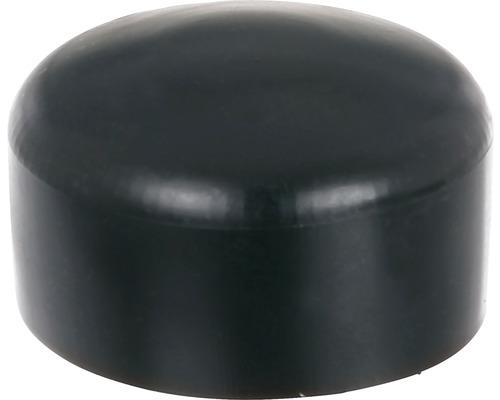 Pfostenkappe für Metallpfosten rund 60 mm 10Stk