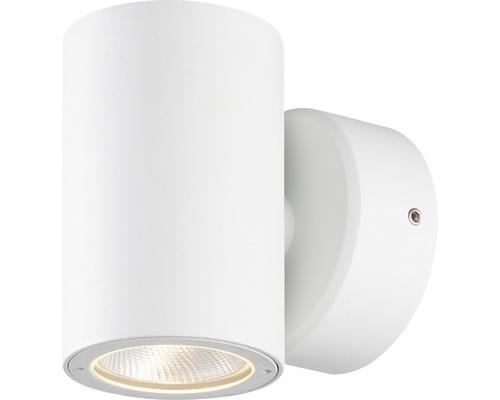 LED Außenwandleuchte IP54 2x5W 2x300 lm 3000 K warmweiß Spirit weiß L 115 mm