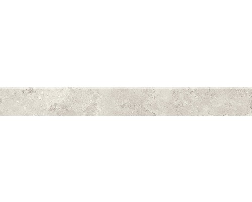 Sockel Traccia bianco 7x61 cm