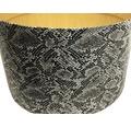 Wassertransferdruck Folie Schlange schwarz CD-11 100 x 50 cm