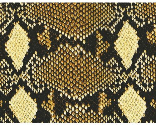 Wassertransferdruck Folie Schlange gelb CD-38 100 x 50 cm