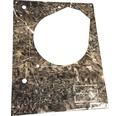 Wassertransferdruck Folie Stein braun CS-37-2 100 x 50 cm