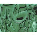 Wassertransferdruck Folie Alien grün CD-129-1 100 x 50 cm