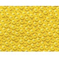 Wassertransferdruck Folie Smileys gelb CD-12-ZM 100 x 50 cm