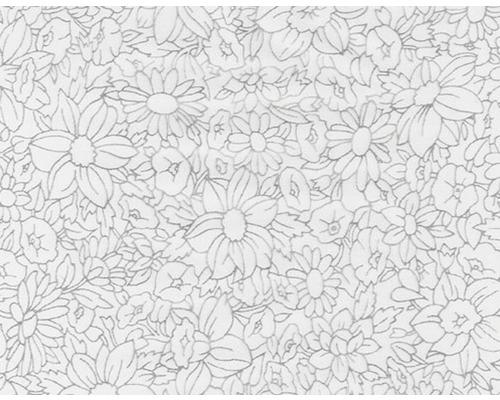 Wassertransferdruck Folie Blumen CD-14-2 100 x 50 cm