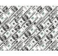 Wassertransferdruck Folie Dollar CD-198-KT 100 x 50 cm