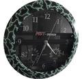 Wassertransferdruck Folie Blitze grün CD-30-A 100 x 50 cm