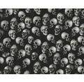 Wassertransferdruck Folie Skulls CD-325 100 x 50 cm