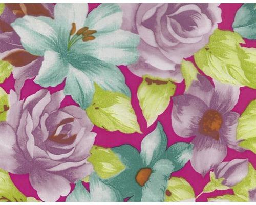 Wassertransferdruck Folie Blumen bunt CD-56-1 100 x 50 cm