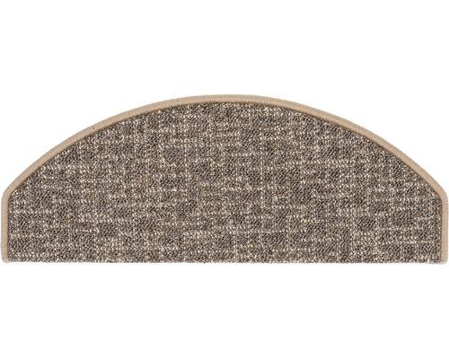 Stufenmatte Antwerpen beige 28x65 cm