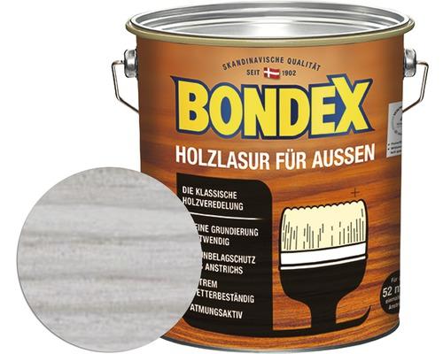 BONDEX Holzlasur hellblau-grau 4 l