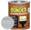 BONDEX Holzlasur hellblau-grau 750 ml