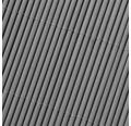 Sichtschutzmatte CATRAL WPC 300x90 cm grau