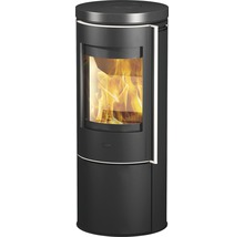 Kaminofen Fireplace Orando Keramik schwarz 5 kW