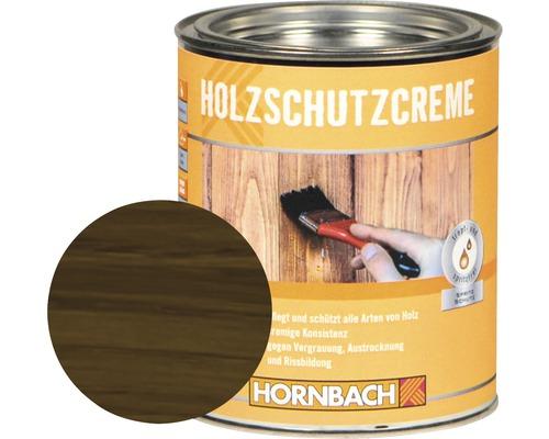 Holzschutzcreme nussbaum 750 ml