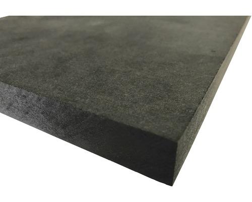 MDF Platte schwarz durchgefärbt 2800x2070x19 mm